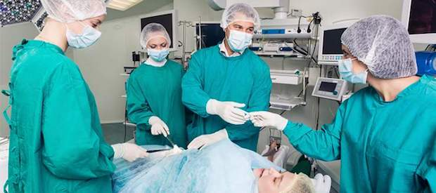 Surgical Tech Training Overview