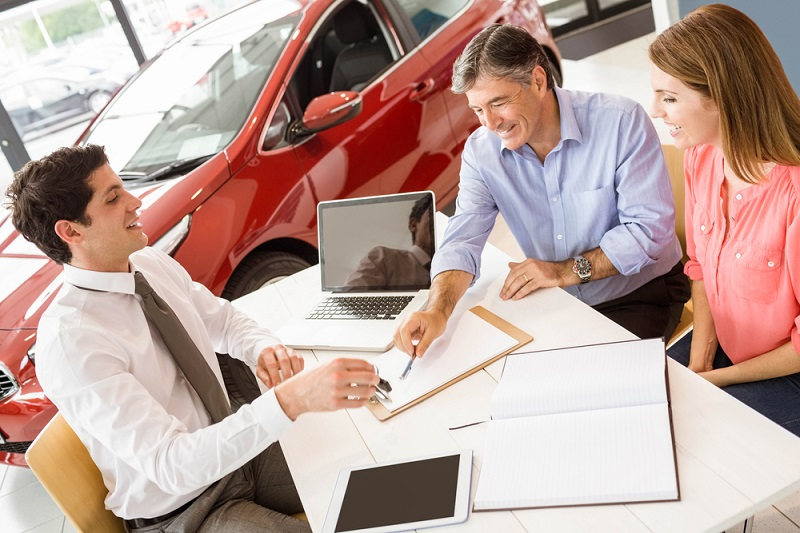 Using a Vehicle Finance Broker