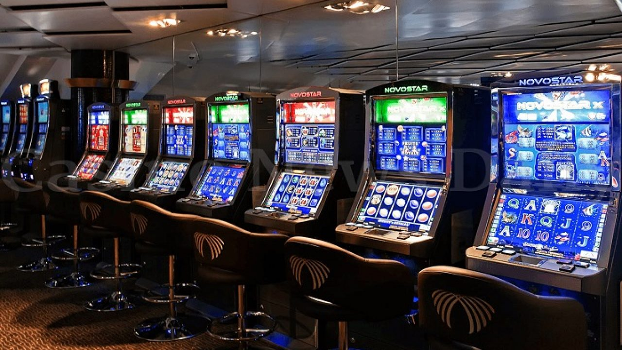 Internet Casino Slots – Definitions